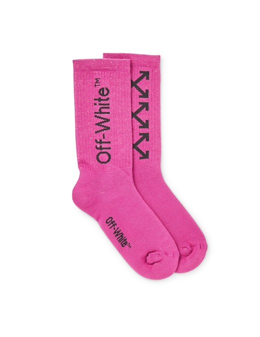rinascente Off-White Cotton socks arrows