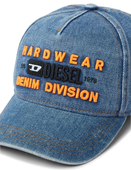 rinascente Diesel Cappello in jeans