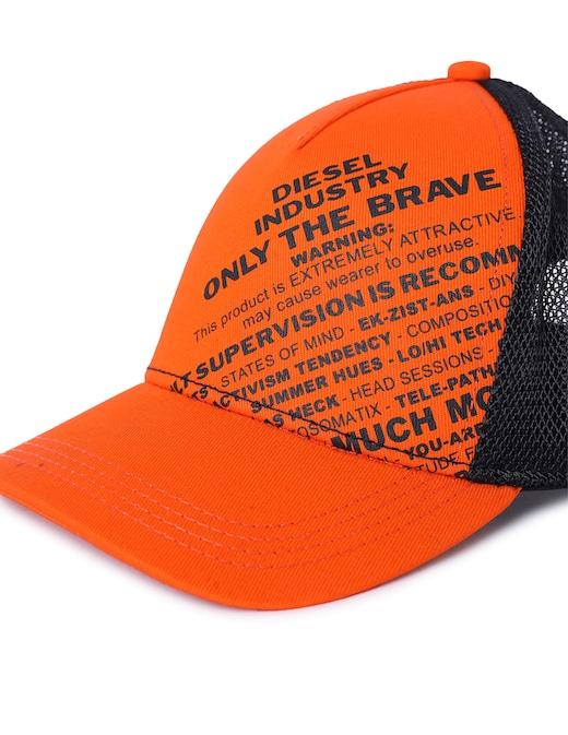 rinascente Diesel Cappello con grafica lettering