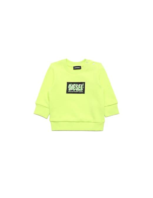 rinascente Diesel Sweatshirt with diesel brave patch