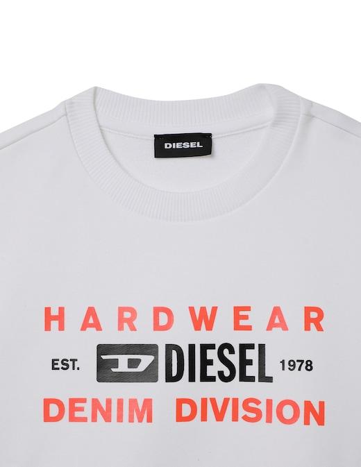 rinascente Diesel Felpa girocollo con logo vintage