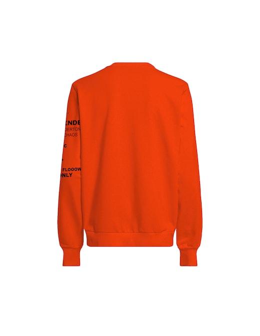 rinascente Diesel Sweatshirt with lettering graphic