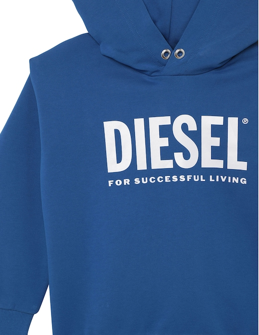 rinascente Diesel Felpa con cappuccio e logo