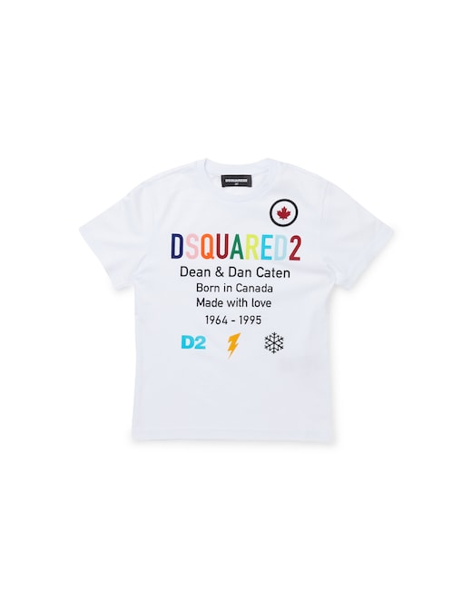 rinascente Dsquared2 Relax t-shirt