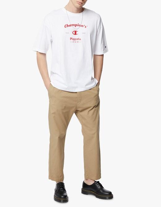 rinascente Champion Reverse Weave T-shirt graphic in cotone