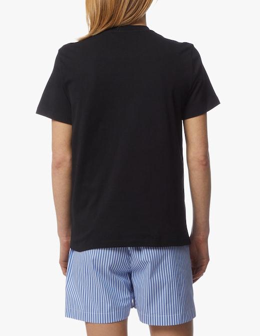 rinascente MSGM Logo cotton t-shirt