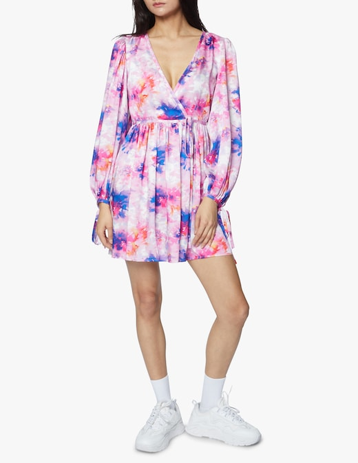 rinascente MSGM Long sleeve mini dress