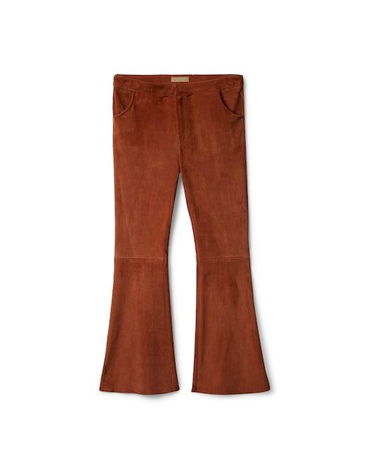 rinascente DROMe Regular rise flare pants