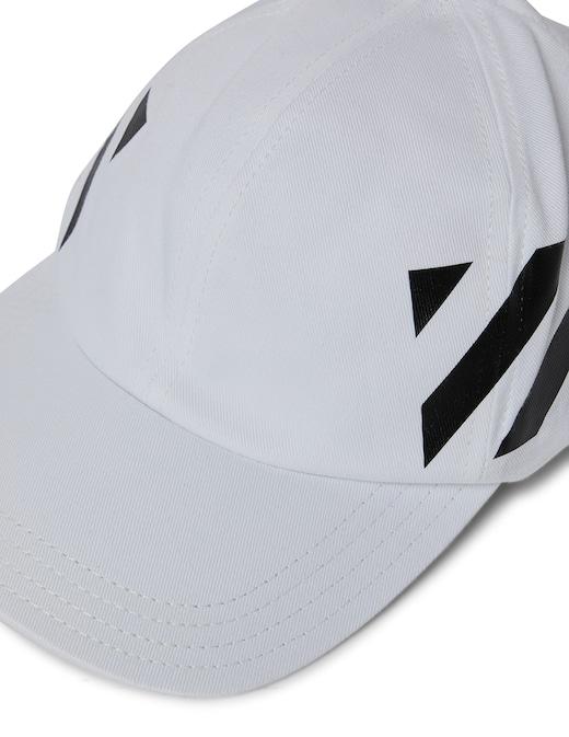 rinascente Off-White Diagonal logo baseball cap