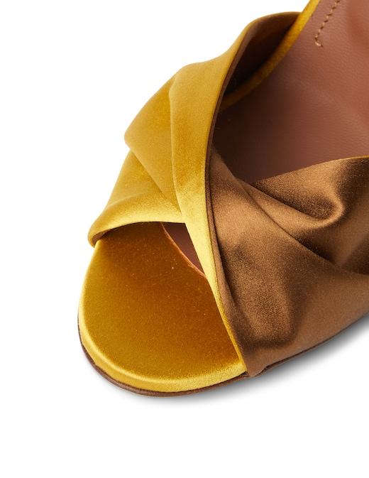 rinascente L'Autrechose Sandali con tacco in pelle