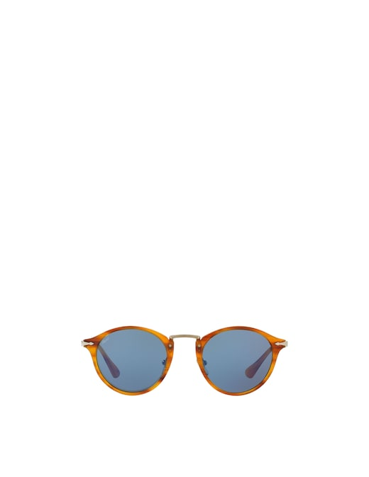 rinascente Persol Round Frame Sunglasses PO3166S