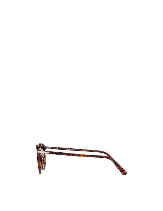 rinascente Persol Round Frame Sunglasses PO3210S
