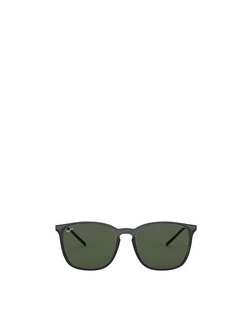 rinascente Ray-Ban Sunglasses Rectangular Frame RB4387