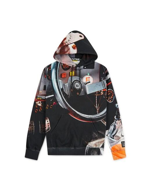 rinascente Iuter Dashboard hoodie