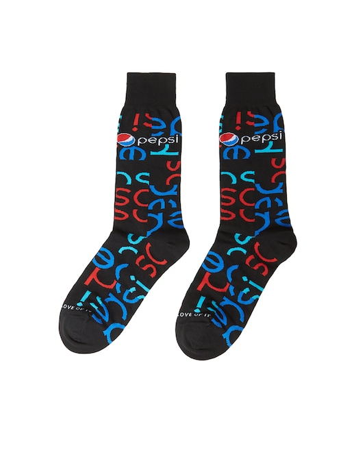 rinascente Octopus Pepsi camo socks