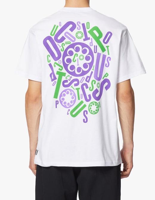 rinascente Octopus Maglietta girocollo letterz logo