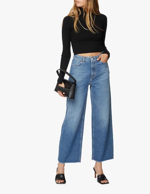 rinascente Amish Supplies Jeans a gamba larga Linda