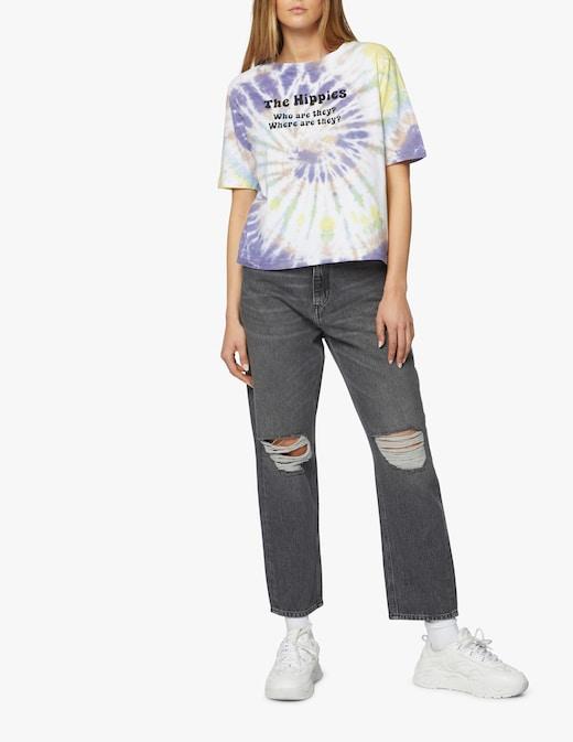 rinascente Amish Supplies Jeans a vita alta relaxed Rebecca