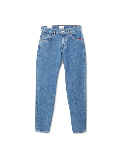 rinascente Amish Supplies High rise cropped jeans Lizzie