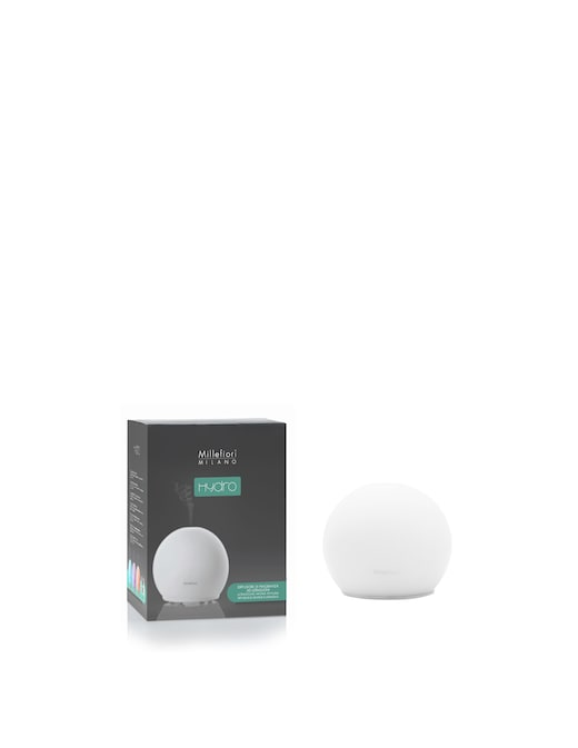 rinascente Millefiori Hydro Glass Sphere Diffuser - eu plug