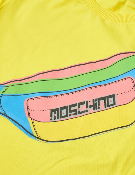 rinascente Moschino Maglietta manica corta