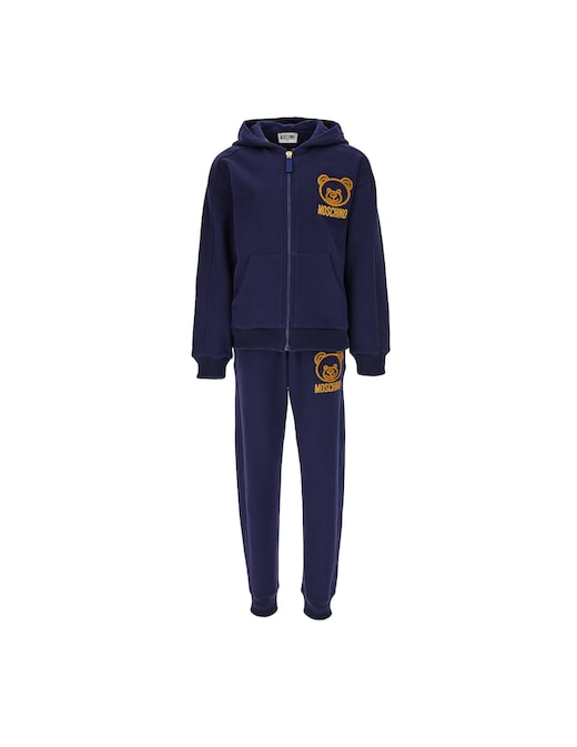 rinascente Moschino Suit set sweatshirt with zip  and pant