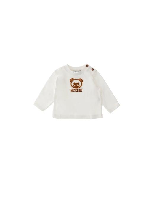rinascente Moschino Cotton long sleeve t-shirt