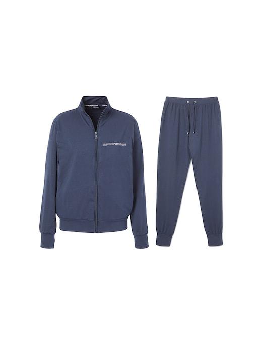rinascente Emporio Armani Cotton sweatshirt and trouers