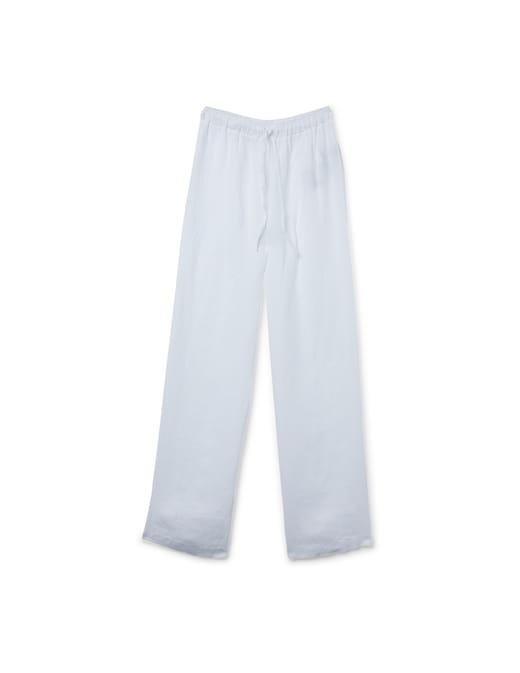 rinascente 120% Lino Pantalone con coulisse in lino
