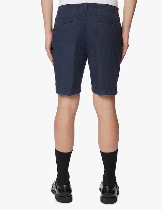 rinascente 120% Lino Pantaloni corti chino in lino
