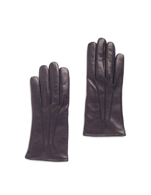 rinascente Mario Portolano Women's Leather Gloves