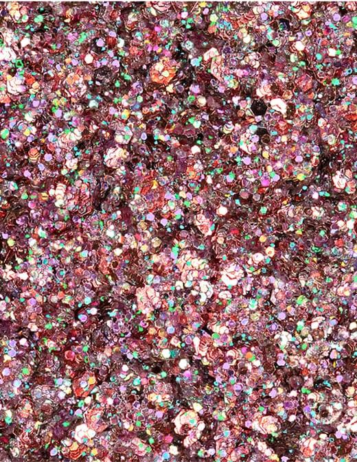 rinascente Nabla Ruby Lights Glitter Palette