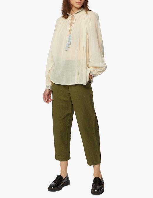 rinascente Attic and Barn Pantaloni in misto lino