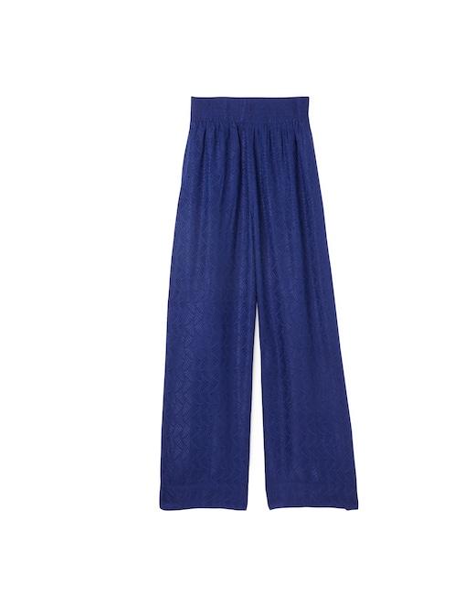 rinascente Attic and Barn Viscose wide-leg trousers