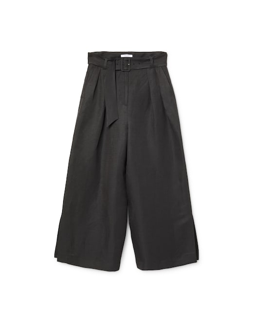 rinascente iBlues Pantalone Sesto misto lino e viscosa