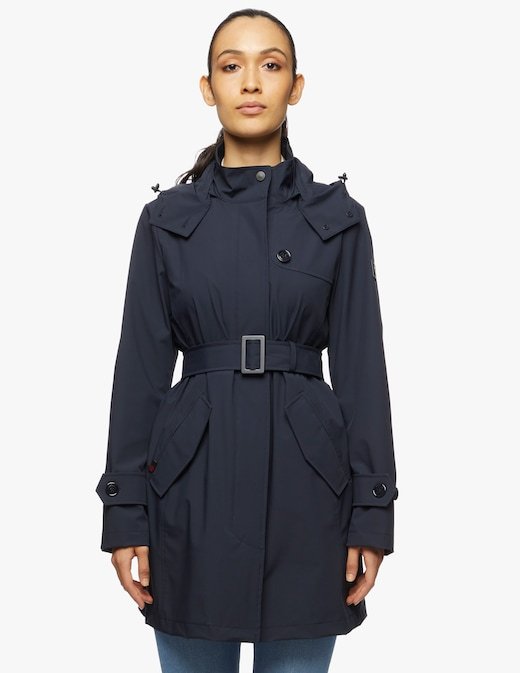 rinascente Woolrich Giacca Belted Fayette