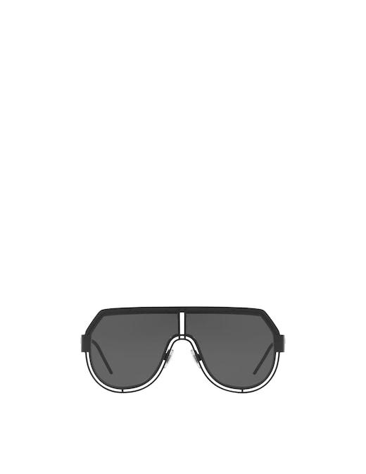 rinascente Dolce & Gabbana Oversize occhiale da sole 0DG2231