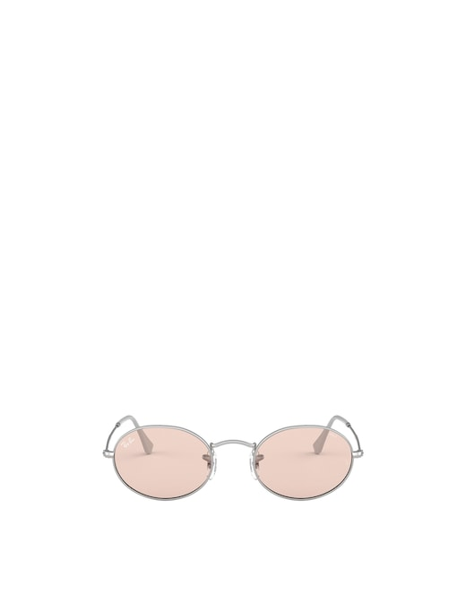 rinascente Ray-Ban Sunglasses Oval Solid Evolve RB3547