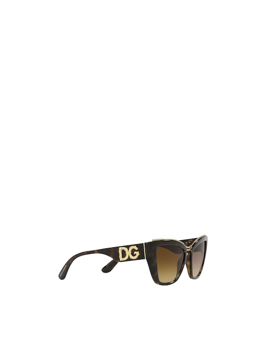 rinascente Dolce & Gabbana Cat Eye Sunglasses DG6144