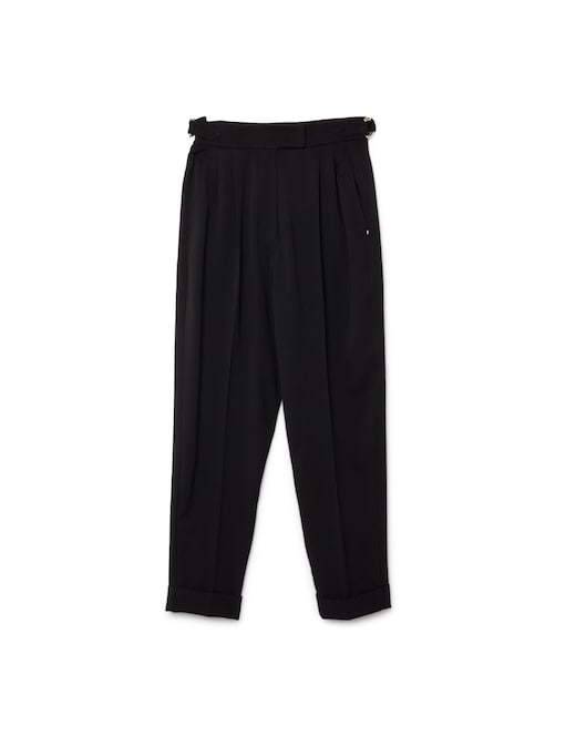 rinascente Sportmax Code Formia pants with lapel