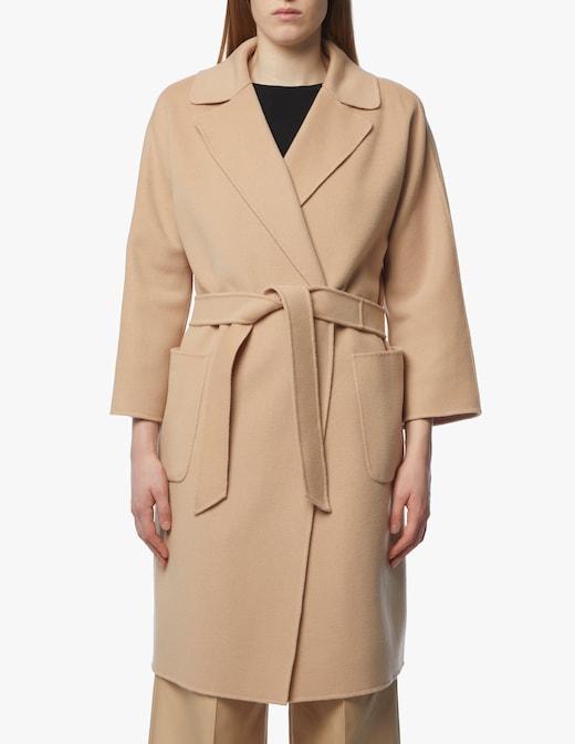 rinascente Weekend by Max Mara Selz wool coat