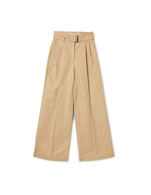 rinascente Weekend by Max Mara Alacre wide-leg trousers