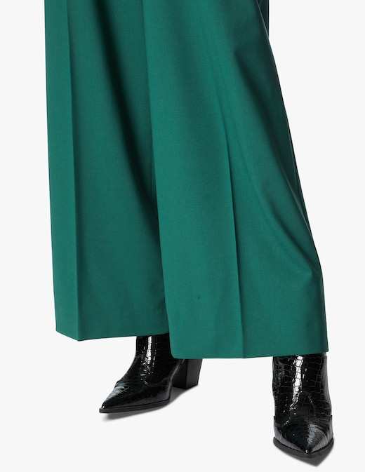 rinascente Weekend by Max Mara Ondata wide-lrg trousers