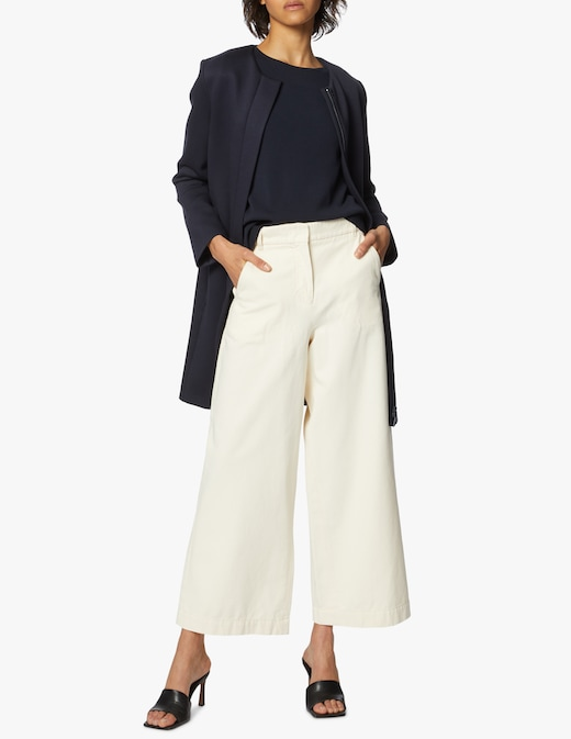 rinascente Weekend by Max Mara Cappotto in jersey Reed