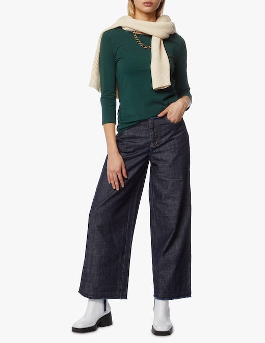 rinascente Weekend by Max Mara Romeo cropped jeans