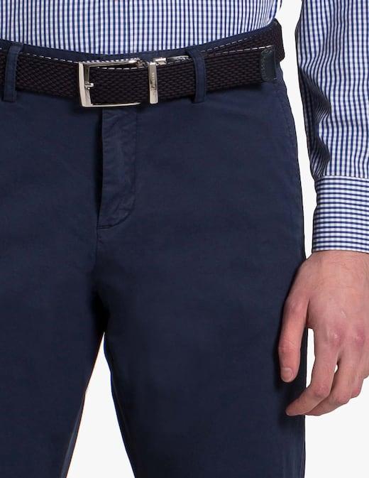 rinascente Paul & Shark Pantaloni in cotone organico stretch