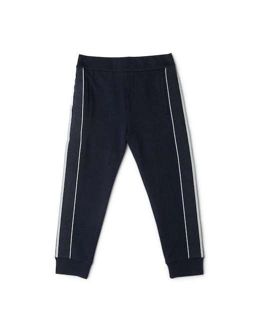 rinascente Emporio Armani Pantaloni felpa con elastico in vita