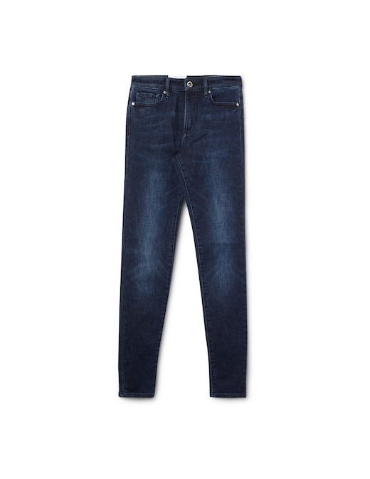 rinascente Armani Exchange Mid rise skinny jeans