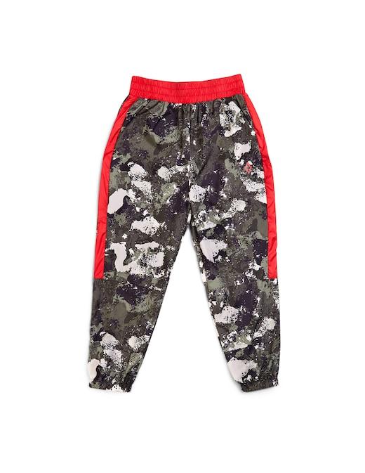 rinascente Marcelo Burlon Pantaloni con stampa camouflage