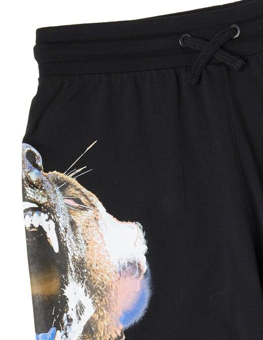 rinascente Marcelo Burlon Bear bermuda shorts